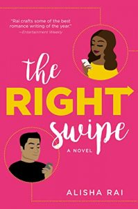 Swipe right for this romance novel. It'll surely leave you wanting more.