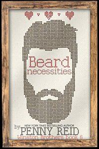 Beard Necessities is a romance novel featuring Billy Winston.